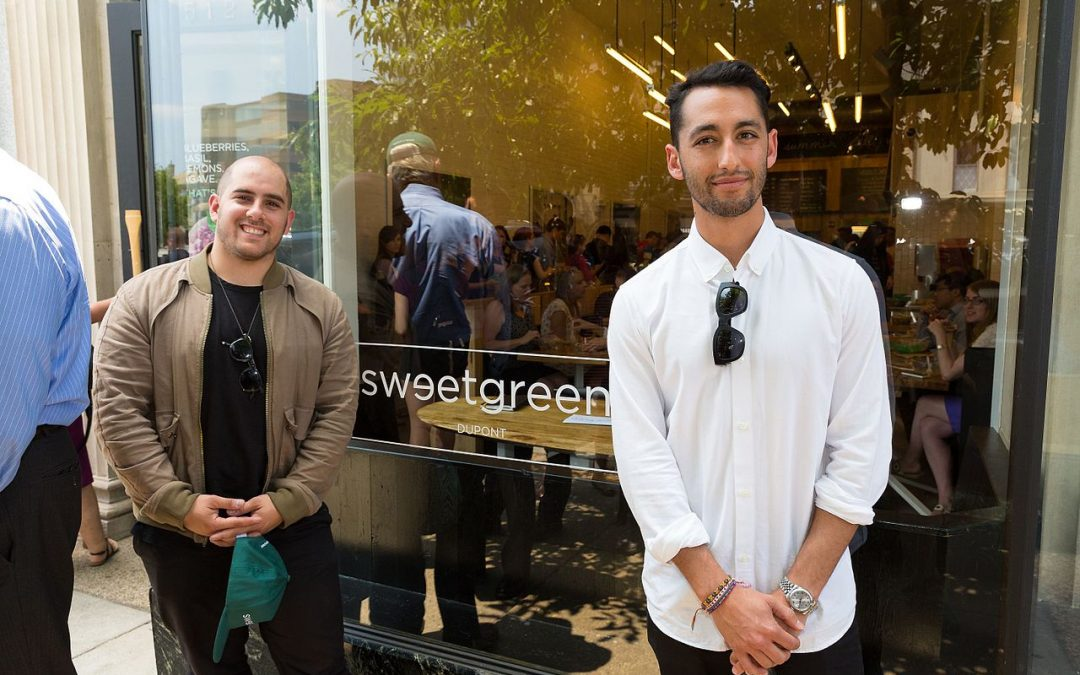 Salad daze: from business college to a billion dollars