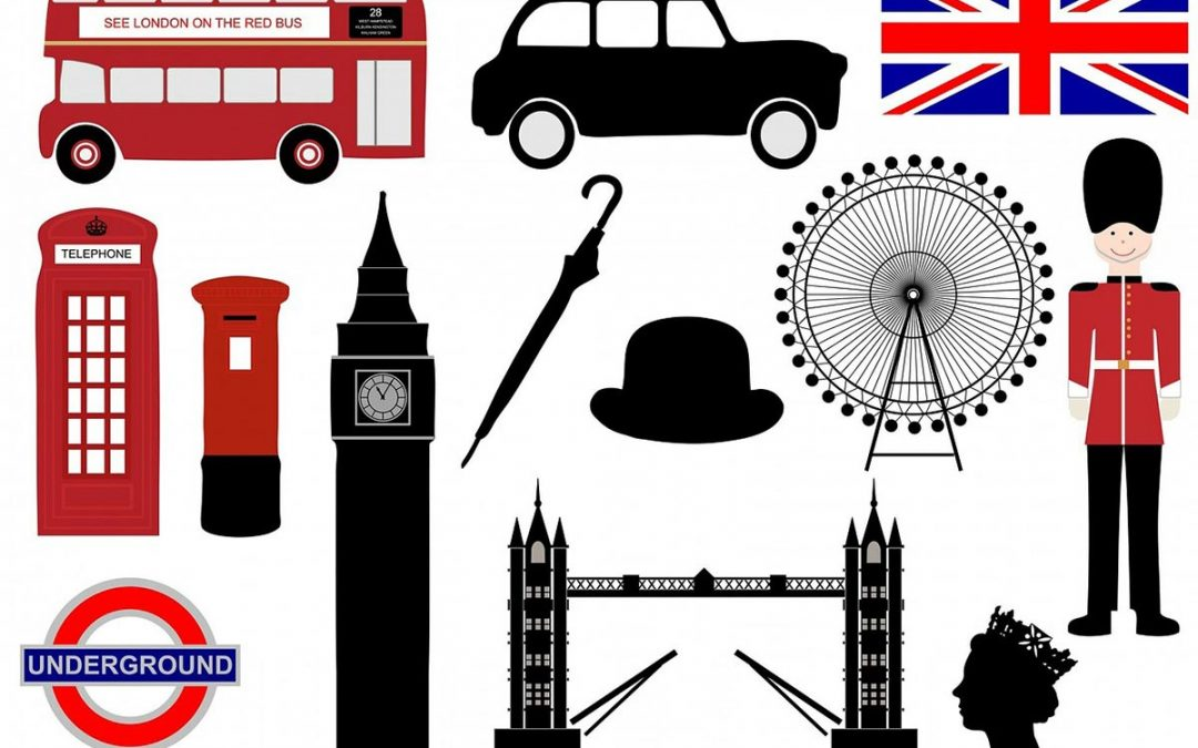 When London's calling. . .