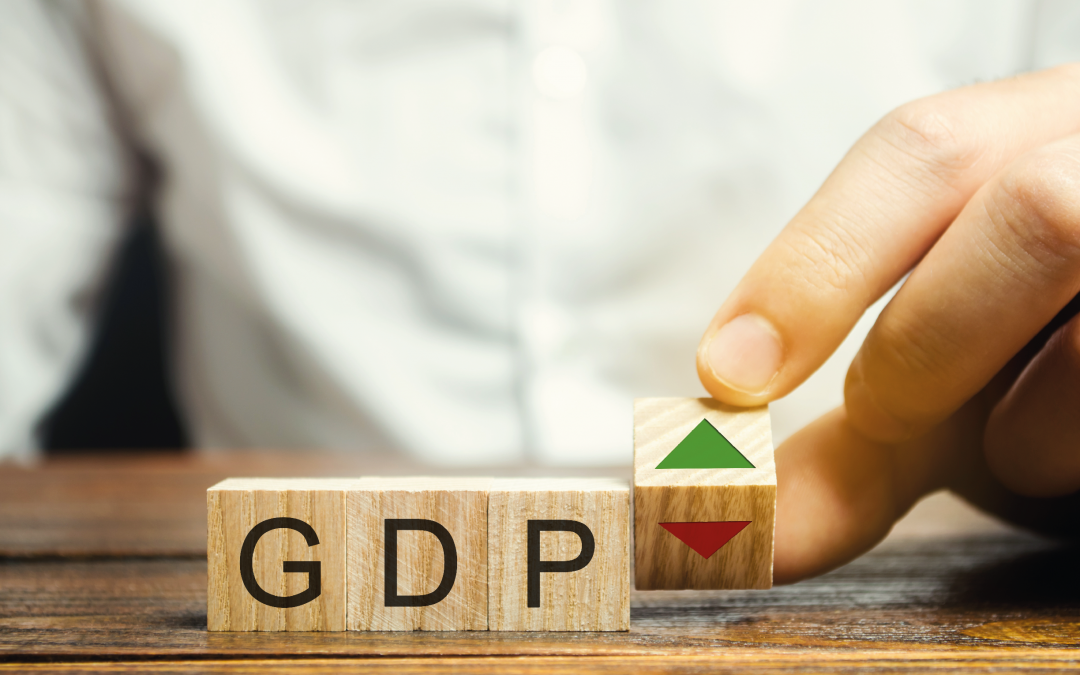 Opportunities Rise as GDP Drops