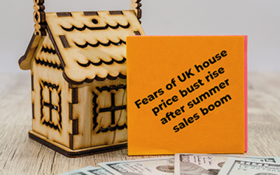 Experts fear that UK housing is returning to a 'Boom-and-Bust' cycle