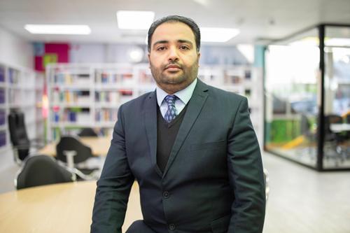 Dr Mudassar Hussain