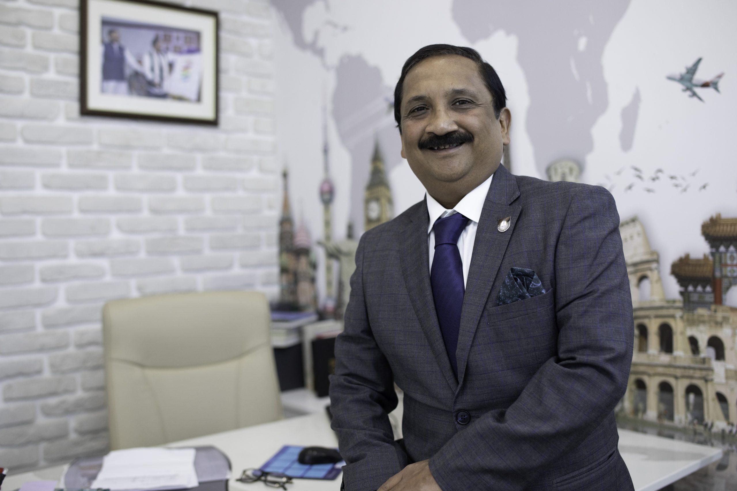 Dr Pademesh Gupta