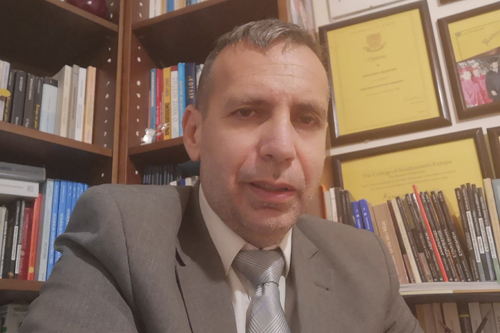 Dr Dimitrios Kamsaris