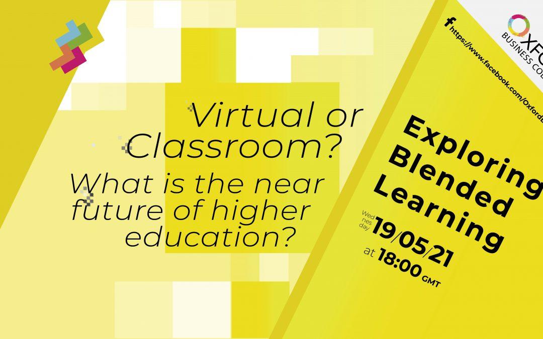 Exploring Blended Learning